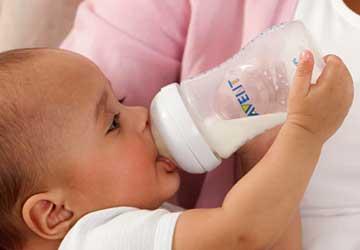 PhilipsAventIran.Com,اونت,توصیه های شیرخوردن با شیشه شیر