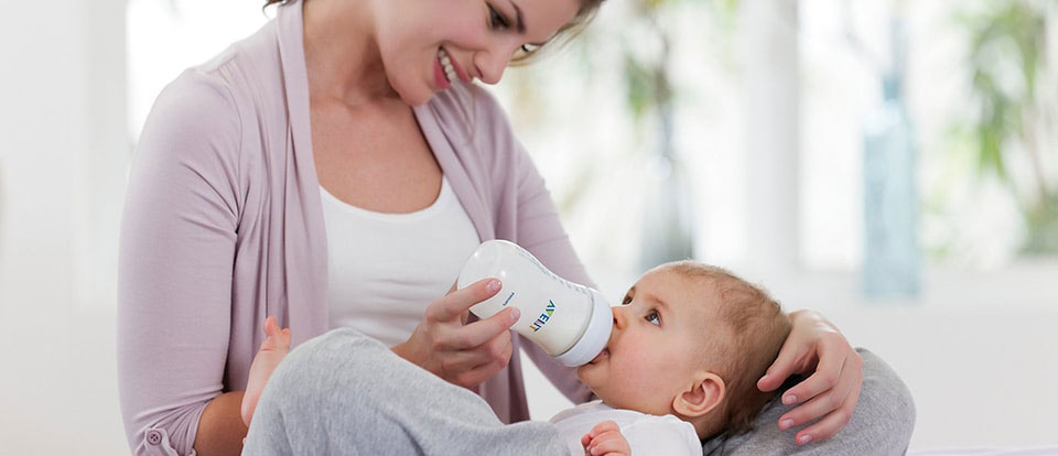 PhilipsAventIran.Com,اونت,آماده سازی شیشه شیرخوری